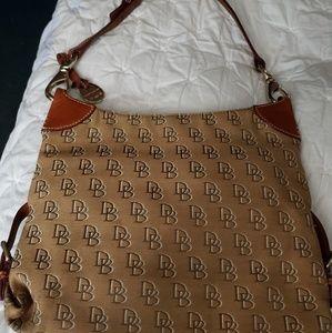 Signature Dooney & Bourke Handbag